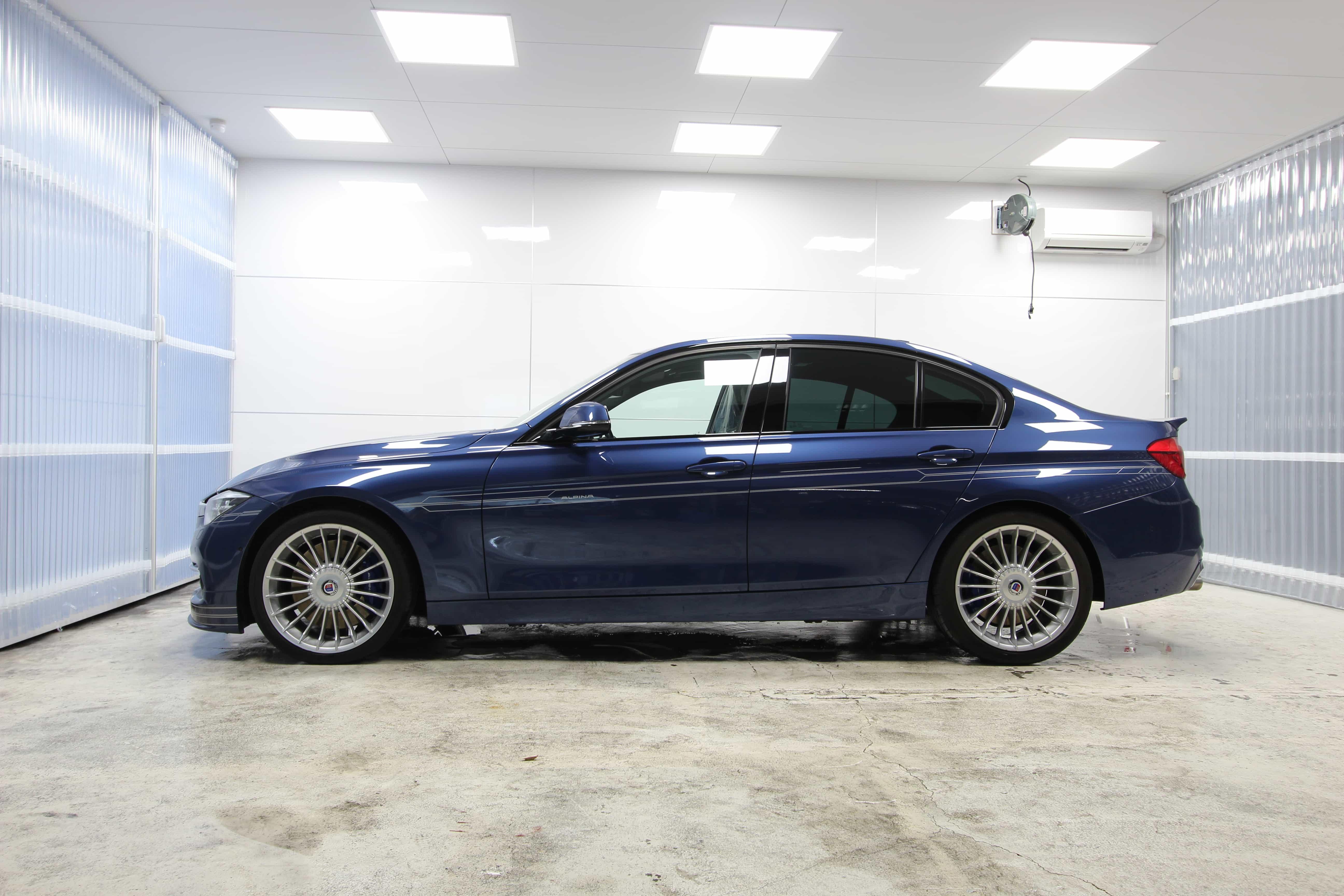 BMW アルピナD3 ボディーコーティングメンテナンス